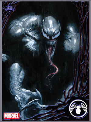 2019 TOPPS SHOWCASE VENOM #9 Topps Marvel Collect Digital Card