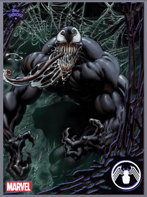2019 TOPPS SHOWCASE VENOM #10 Topps Marvel Collect Digital Card