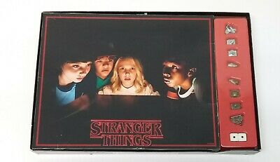 Stranger Things Monopoly Board Game Netflix Series TV Show **Missing top cover**