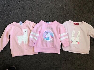 girls size 1 sprout jumper sweater bundle excellent condition