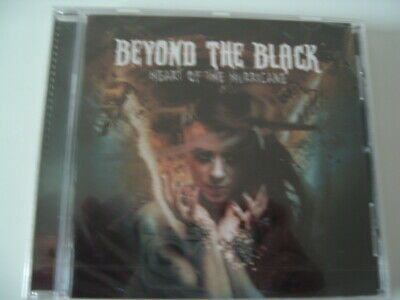Beyond The Black - Heart Of The Hurricane, Neu OVP, CD, 2018 !!