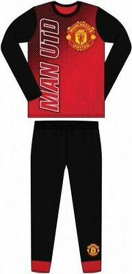 MUFC pyjamas sleepsuit childs man utd BNWT OFFICIAL kids Manchester United