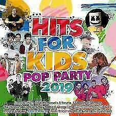 Hits For Kids Pop Party 2019 Various Artists CD NEW