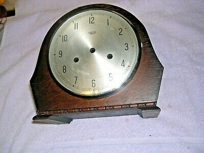 CLOCK  PARTS   ,a SMITHS ENFIELD  CLOCK  CASE,  GOOD