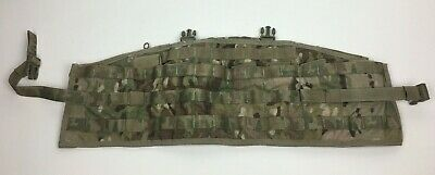 US Army Molle II Tactical Assault Panel TAP Multicam OCP CHEST RIG ONLY