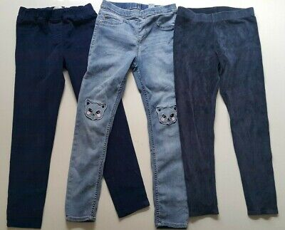 MINI BODEN H&M Trousers Bundle Cords Velvet Leggings Skinny Cat Jeans 9y 9-10