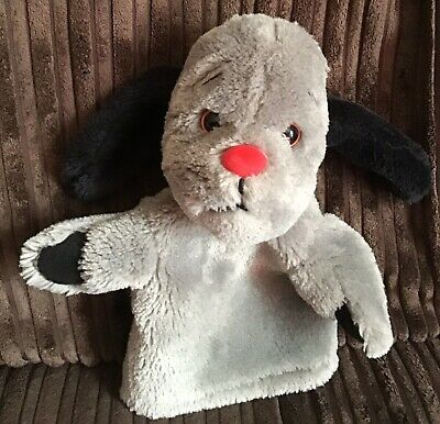 """SOFT TOY 10/"""" SWEEP GLOVE//HAND PUPPET FROM SOOTY TV SERIES NEW"""