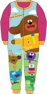 Hey Duggee Pyjamas Childrens Kids One Piece PJs Age 18 Month-5 Years