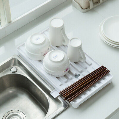1pc Draining Plate Rectangular Durable Storage Rack for Restaurant