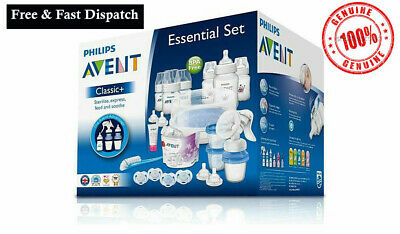 Philips Avent Classic Plus Essentials Newborn Set
