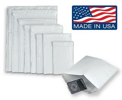 Wholesale Poly Bubble Mailers Padded Envelopes Bags 0 1 2 3 4 5 6 7 00 000 Sizes