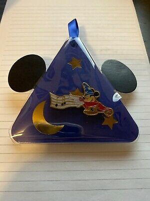 Disney - Sorcerer Mickey Limited Release Holiday Gifting Pin Ornament