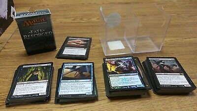 Magic The Gathering Deck Game Cards Random Unsorted