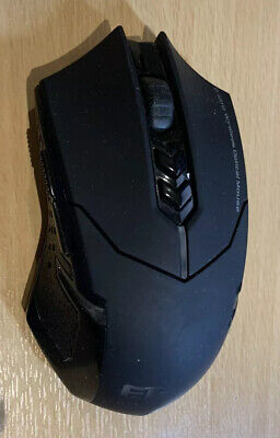 2.4GHz 7D 2000DPI ET X-08 RED Wireless 6 Buttons Usb Optical Gaming Mouse UK