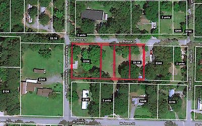 4 Lots Being Sold As One! Whitehall Arkansas (Est. Market Value $26,000)
