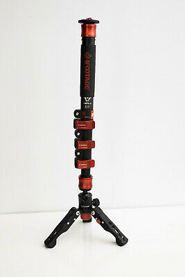 Ifootage Cobra 2 A120 Monopod With Stand Aluminium (If-A120)