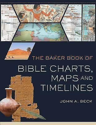 The Baker Book of Bible Charts, Maps, and Time Lines by Beck, John A.