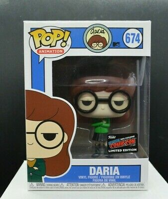 Funko Pop Animation Daria New York Comic Con