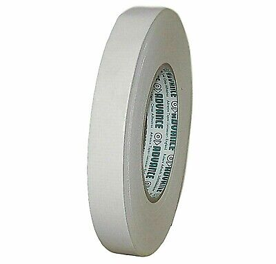 AT175 Woven Tape White 19mm x 50m Tape Duct Tape