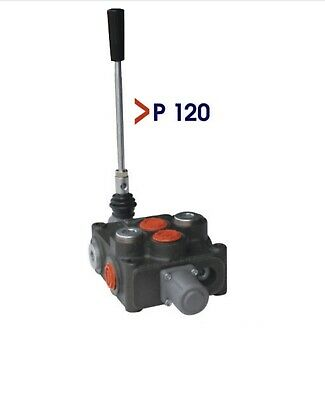 Chief Directional Control Valve P120 with 1 Spool, Single Acting, 220849