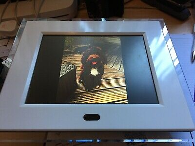 """10.5"""" Digital Picture Frame With Built In TV"""