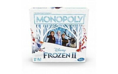 Monopoly: Disney Frozen 2 Edition Brand New