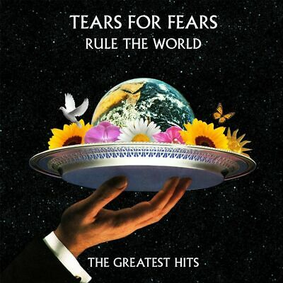 "GENUINE TEARS FOR FEARS 2017 GREATEST HITS CD ""RULE THE WORLD"" free postage"