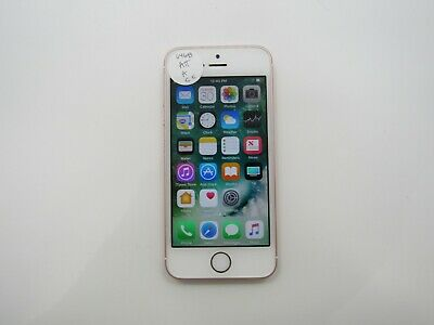 Apple iPhone SE 64GB A1662 AT&T Clean IMEI Great Condition 830