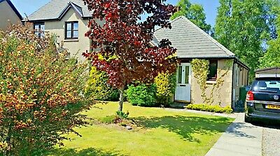 AVIEMORE HOLIDAY HOME 3 BED BUNGALOW SLEEPS 6: 7 NIGHTS 28th MARCH - 4th APRIL