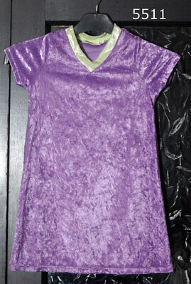 New without Tags Girl's Mauve Kids Casuals Nightdress - Age 4-5 by Peacocks