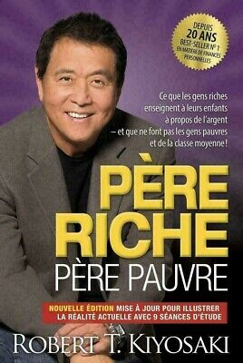 eBook : Père riche, père pauvre en PDF (Rich Dad, Poor Dad)