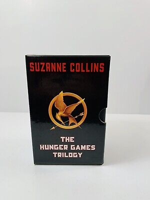 The Hunger Games Trilogy Set *GREAT CONDITION*
