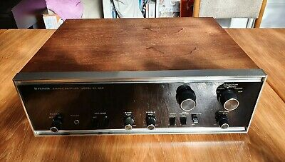 Vintage Pioneer SX-440 Stereo AM/FM Receiver