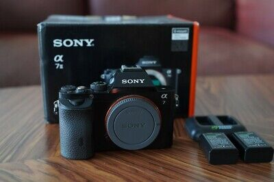 Sony A7 (Body Only) + 2 batteries