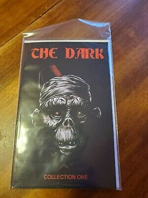 The Dark Collection one graphic novel Source Point Press Horror NM anthology GN