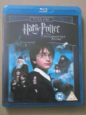 Harry Potter and the Philosopher's Stone: Blu-ray (2009) Daniel Radcliffe,