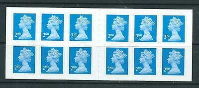 2001 ME1 BOOKLET 12 X 2nd SELF ADHESIVE BY QUESTA ORIGINAL COVER COMPLETE