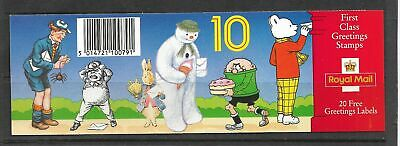 Qe2 1993 Gifts Greetings Booklet Kx5 First Reprint Complete