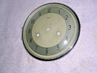 Clock  Parts   Enfield  Bezel  With   Face
