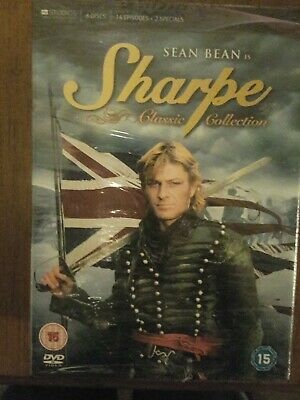 Sharpe the complete series dvd box set