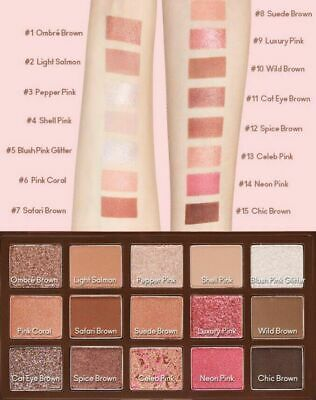 [Etude House] Play Color Eye Palette  Will Be Loved _ Leopink (15 Colors)