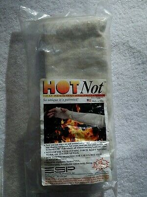 HOT NOT Extra-High Temperature Arm/Hand Protector