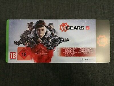 Gears 5 Ultimate Edition & Gears Of War Collection 1 2 3 4 Xbox One Digital Code
