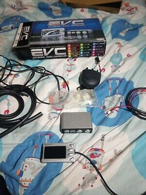 UNUSED HKS EVC V 5 Electronic Turbo Boost Controller EBC