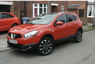 2013 Nissan qashqai 1.6dci £30 a year road tax