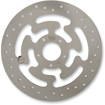 Drag Specialties  Right Front Stainless Steel Brake Rotor 1710-3213