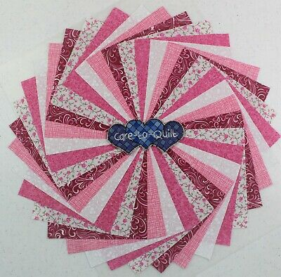 """5/"""" Charm Pack 50 pk 100/% Cotton Quilting Treasures Quilting fabric"""