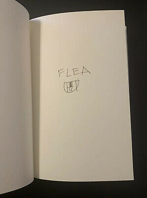 Acid For The Children ~ Red Hot Chili Peppers Flea Signed Book Autographed