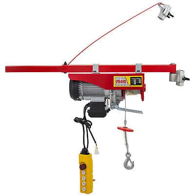 1100mm Hoist Support and Electric Hoist Suit PA 500 Loading Lifting