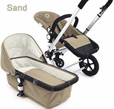 Bugaboo Frog (whole set) Pram With Bassinet And stroller And Extras.